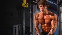 Jeff Seid - атлет с идеальным телом