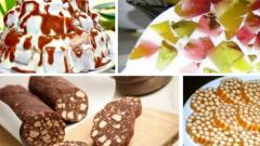 Десерты без выпечки: рецепты с фото для легкого приготовления