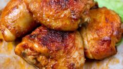 Бедра в духовке: рецепты с фото для легкого приготовления