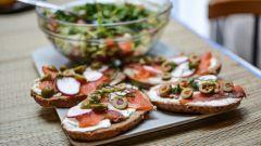 Бутерброды с красной рыбой: рецепты с фото для легкого приготовления