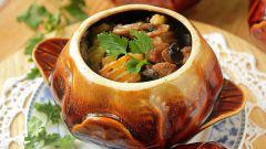 Говядина в горшочках: рецепты с фото для легкого приготовления