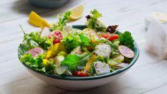 Салаты для похудения: рецепты с фото для легкого приготовления