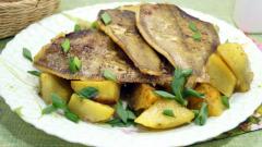 Камбала в духовке: рецепты с фото для легкого приготовления