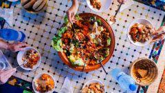 Праздничные салаты: рецепты с фото для легкого приготовления