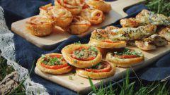 Закуски на природу: рецепты с фото для легкого приготовления