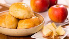 Пирожки с яблоками: рецепты с фото для легкого приготовления