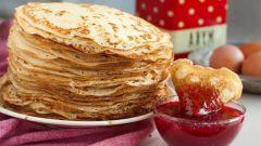 Заварные блины: рецепты с фото для легкого приготовления