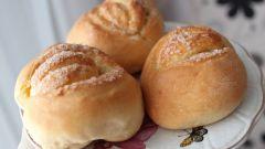 Булочки в духовке: рецепты с фото для легкого приготовления