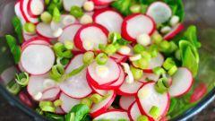 Салат из редиски: рецепты с фото для легкого приготовления