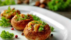 Грибы запеченные: рецепты с фото для легкого приготовления