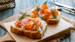 Бутерброды с семгой: рецепты с фото для легкого приготовления