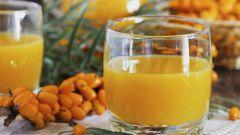 Сок из облепихи: пошаговый рецепт с фото для легкого приготовления