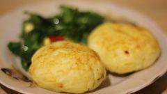 Как приготовить постные картофельные биточки