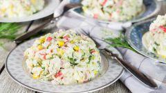 Салат с крабовыми палочками и огурцом: пошаговые рецепты с фото для легкого приготовления