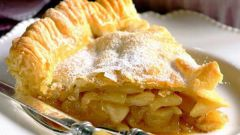 Пирог с яблоками слоеный: пошаговые рецепты с фото для легкого приготовления
