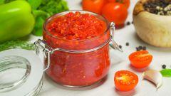 Аджика из помидоров на зиму: пошаговые рецепты с фото для легкого приготовления