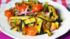 Салат из баклажанов и кабачков : пошаговые рецепты с фото для легкого приготовления