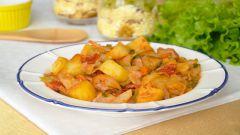Капуста тушеная с картофелем в мультиварке: пошаговые рецепты с фото для легкого приготовления