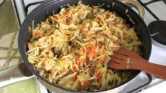 Капуста, тушенная грибами: пошаговые рецепты с фото для легкого приготовления