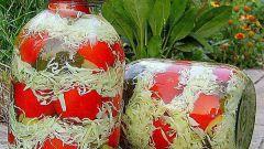 Помидоры с капустой на зиму в банках: пошаговые рецепты с фото для легкого приготовления