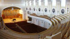 Московская консерватория: большой зал и его особенности