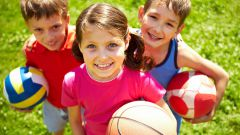 Как привить ребенку любовь к спорту