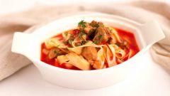 Лагман из свинины в домашних условиях: пошаговый рецепт с фото для легкого приготовления