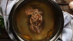 Бульон из говядины – основа для борщей и супов