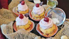 Как сделать творожные кексы в силиконовых формочках: рецепты с фото