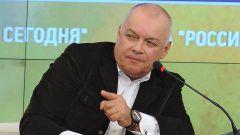 Дмитрий Киселев: биография и журналистская деятельность