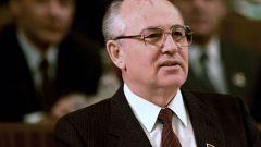 Михаил Горбачев: биография, карьера, личная жизнь