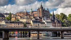 Имеет ли Стокгольм выход к морю