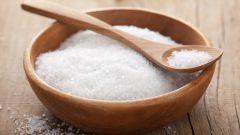 Какого цвета поваренная соль