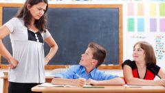 Имеет ли право учитель выгонять ученика с урока за плохое поведение