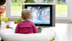 Можно ли 6-месячному ребенку смотреть телевизор