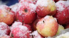 Можно ли замораживать яблоки на зиму в морозилке