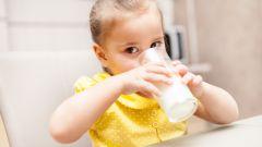 Нужно ли ребенку давать коровье молоко