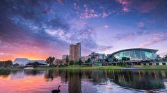 Аделаида - столица Южной Австралии