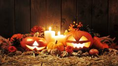 Какие свечи подходят для Хэллоуина
