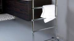 Особенности напольных полотенцесушителей