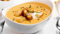 Как сделать тыквенный крем-суп