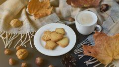 Как приготовить печенье из каштанов