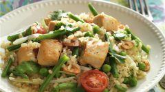 Как приготовить рис вкусно и быстро