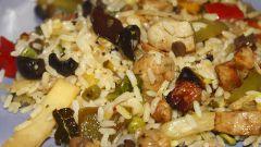 Рис в духовке: пошаговые рецепты с фото для легкого приготовления