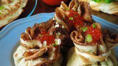 Мешочки из блинов: пошаговые рецепты с фото для легкого приготовления