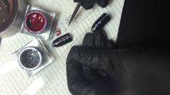 Преимущества жидких страз для ногтей