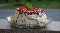 Торты из безе: пошаговые рецепты с фото для легкого приготовления