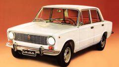 Ретро-автомобили: ВАЗ-2101 (Lada) «Жигули»