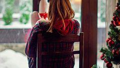 Новый год в одиночестве без жалости к себе