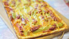 Пицца на сметанном тесте: пошаговые рецепты с фото для легкого приготовления